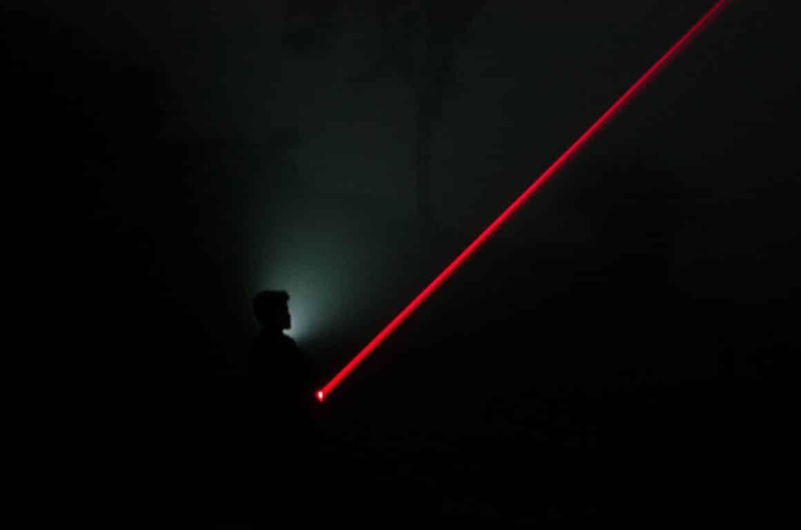 Tieneractiviteit – Lasergamen